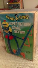 1971 Topper Ding A ling Super Return Space Skyway MIB NOS ( Never Used ) Robot
