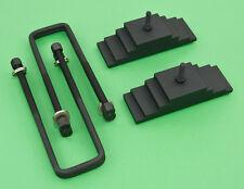 "1980-1998 Ford F250/F350 4WD Steel Front 2.5"" Lift Kit"