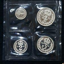 More details for scarce 1985 elizabeth ii maundy set royal mint sealed only 1248 struck superb