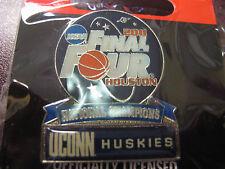 2011 NCAA Final Four Champs Pin - UCONN Huskies