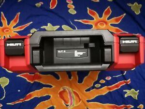 Hilti Geräte Koffer SJT 6 neues Design ( Leer )