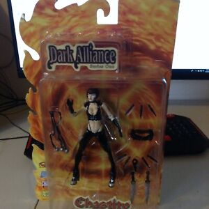 Dark Alliance Series 1 - Chastity Figure Art Asylum Sexy Bad Girl