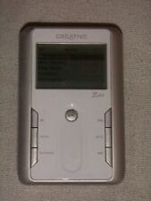 Creative ZEN Touch (20GB) Digital Media MP3 Player Silver. Works perfect.