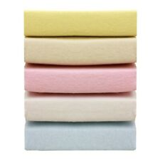 Travel Cot /Playpen/Pack n Play/ 100% Jersey Cotton Fitted Sheet, 95×65 cm.