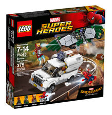 NEW! LEGO Marvel Super Heroes Beware the Vulture Building Kit (375 Pieces)