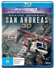 San Andreas 3D (Blu-ray 3D + Blu-ray)
