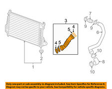 GM OEM-Intercooler Hose Tube 15102148