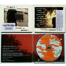 PINBACK Summer in Abaddon - Touch And Go Promo Digipak CD (2004)