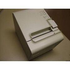 Epson TM-T90 M165A Serial DB25 Thermal Ticket Receipt Barcode Printer Incl PSU