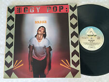 IGGY POP SOLDIER 1980 AUSTRALIAN PRESS LP
