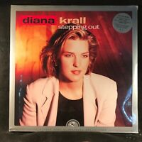 Stepping Out by Diana Krall (Vinyl, May-2016, 2 Discs, Justin Time Records) NEW