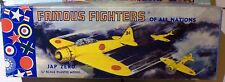 "VINTAGE [1953] BROOKLYN AURORA ""JAP"" ZERO 1/48 +REPRODUCTION DECALS"