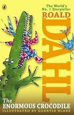 The Enormous Crocodile by Dahl, Roald 9780140365566 -Paperback