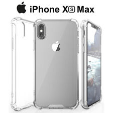 Funda Gel TPU Transparente Antigolpes para iPhone XS Max