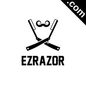 EZRAZOR.com 7 Letter Short  Catchy Brandable Premium Domain Name for Sale