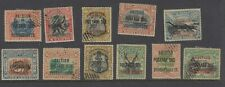 Early Collection Of North Borneo Postage Due D45 - D47 And More