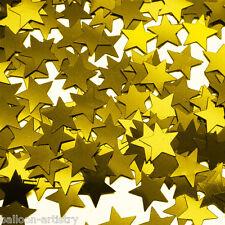 2 packs Wedding STAR Confetti Sprinkles GOLD Stars