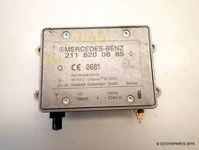 Antenna Amplifier-2118200885-04 Mercedes ML 270 CDI Auto SE W163 ref.461
