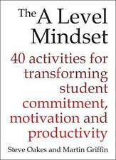 THE A LEVEL MINDSET - OAKS, STEVE/ GRIFFIN, MARTIN - NEW BOOK