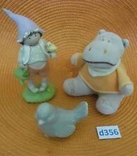 doudou hippopotame NEUF
