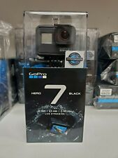 NEW GoPro Hero 7 Black Camcorder Hypersmooth Live-Streaming Action Camera  Hero7