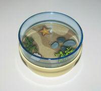 Playmobil Accessoire Décor Aquarium Rond Ø 7 cm NEW