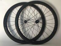 25mm Width Carbon Wheelset vsprint 45mm Hookless Road Bike DT350 Hub wheels