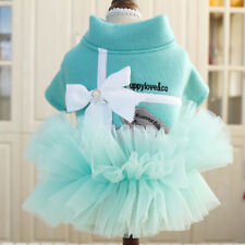 Pet Dog Puppy Cat Clothes Outfits Hoodie Sweater Jacket Shirt Jumpsuit Cute dog