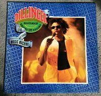 DILLINGER - Live At The Music Machine (1978) Vinyl LP (JSLP 004) Roots Reggae