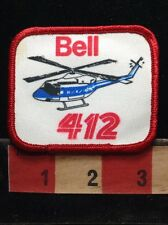 BELL 412 HELICOPTER Patch 73B9