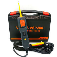 VXDAS AUTO Truck Electrical System Circuit Tester Diode Test Diagnostic 0-65V
