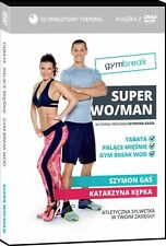 Gym Break Super Wo/Man. Kepka Katarzyna DVD POLISH