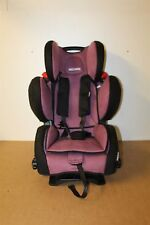 USED RECARO Young Sport Hero Car Seat Group 1/2/3, Violet 6203.21214 .66