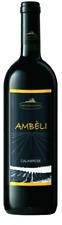 Ambeli - Cantine di Bova. Vino rosso AUTOCTONO - Nerello Calabrese in purezza
