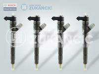 4x Injektor Opel Vivaro Renault Master 2,0 + 2,3 CDTI 0445110375 0445110338