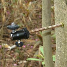 NEW! 2/PK Economy Trail Tree Mounts Camera Holder, Tree Mounts for Action Camera
