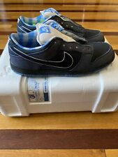 Nike SB Dunk low Blue Lobster Concepts Edition 2009 Cnpts Supreme Limited Heat