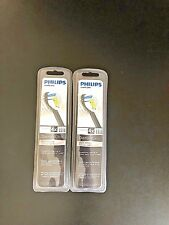 8 Philips Sonicare Diamond Clean TOOTHBRUSH HEADS HX6064 BLACK