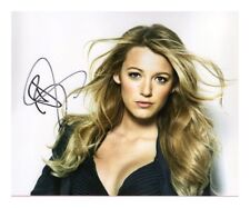 BLAKE LIVELY AUTOGRAPHED SIGNED A4 PP POSTER PHOTO PRINT 1