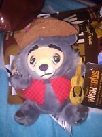 Disney Parks Country Bear Jamboree Big Al Wishables Plush! Brand New
