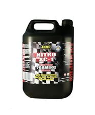 5LTS AMMO NITRO XC FOAMING MOTORCYCLE CLEANER NEW TECHNOLOGY RIDE RECOMMENDED!