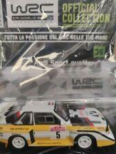 WRC 1/24 - AUDI QUATTRO SPORT S1 - Rohrl Geistdorfer - 27° Rally Sanremo 1985
