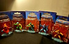 Masters of the Universe Micro Collection 5 Figure Set Skeletor He-Man Orko Lot