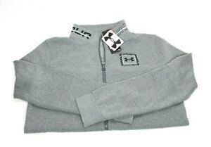 Under Armour Boys Rival Fleece Full-zip Jacket 1357616 Size YXL Nwt