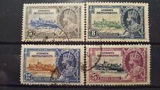 STRAITS SETTLEMENTS  1935  mi.nr 188/191  wm 5
