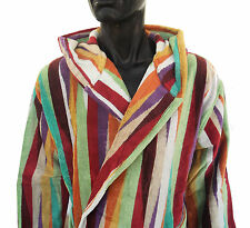 MISSONI HOME HOOD BATH ROBE PAUL 156 SIZES SMALL LARGE MASTER MODERNO COLLECTION
