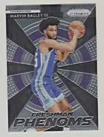 2018-19 Panini Prizm FRESHMAN PHENOMS #24 MARVIN BAGLEY III RC Rookie Kings
