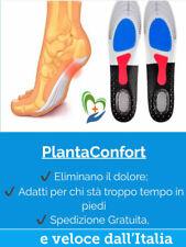 2 plantaconfort planta Solette Confort Ortopediche Sostegno Arco plantare piede