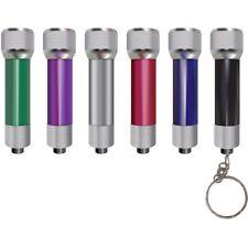 Infapower F026 5 LED Aluminium Keyring Torch (pack of 24)