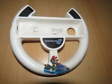 Nintendo Wii U Mario Kart 8 Official White Racing Wheel